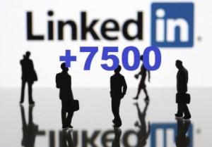 Linkedin 7500